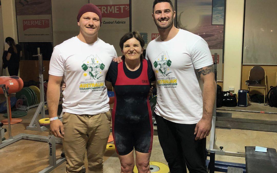 Masters Powerlifting Australia Nationals