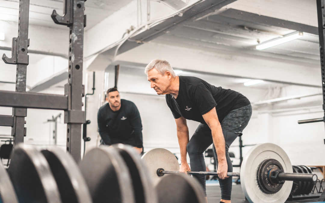 Strength Training in Annandale