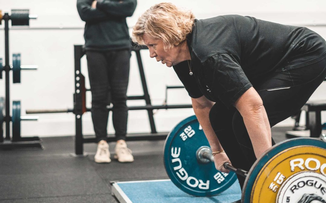 Sydney Strength Training Spirit Animal – Marion Baird – on This Time Next Year