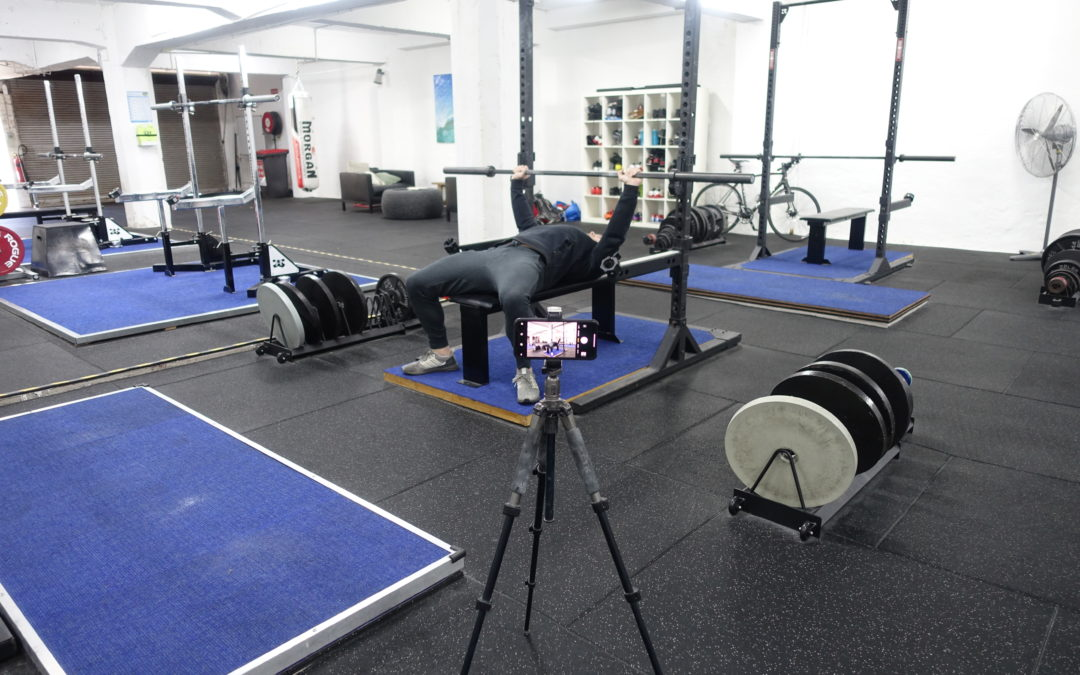 How to Film – Squat, Bench Press, Deadlift and Press