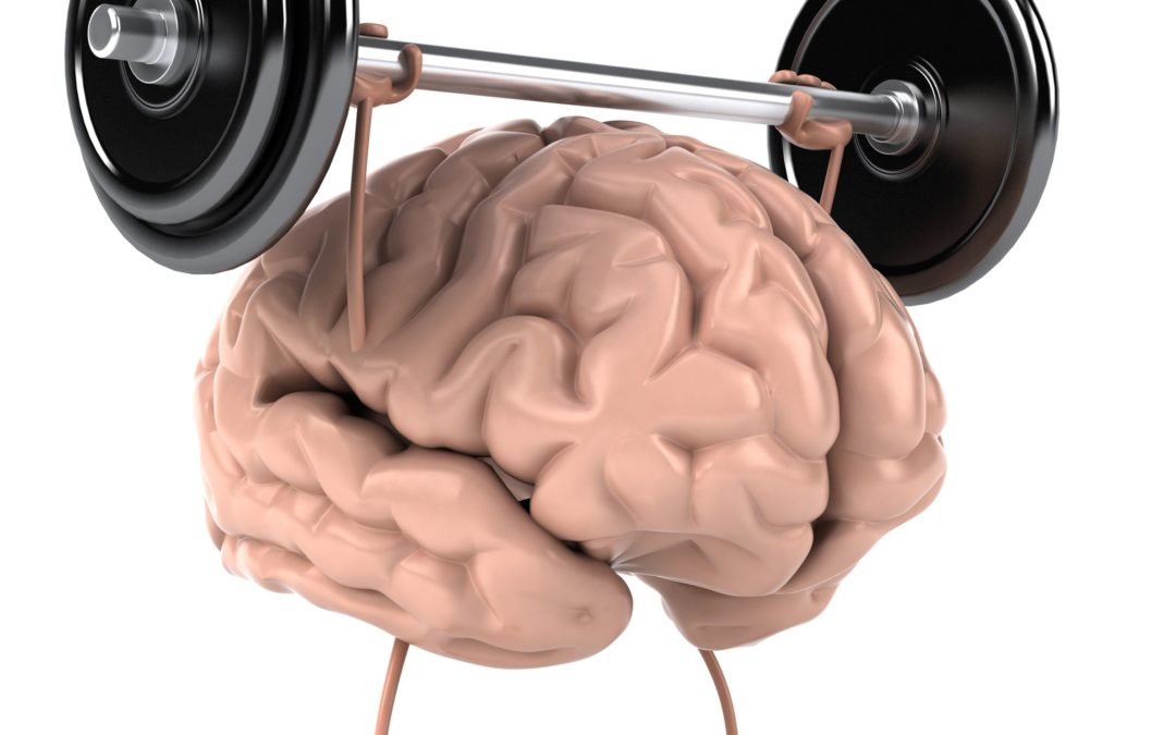 Strength training can help protect the brain!